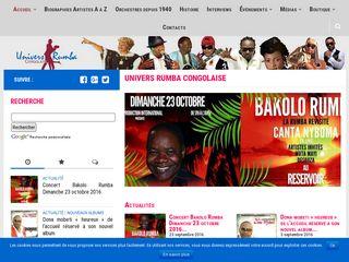 La rumba congolaise, une musique riche en histoire