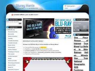 Le site des DVD blu ray