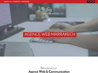 Agence de web et publicité Marrakech.
