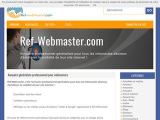Communication Internet pour les sites francophones