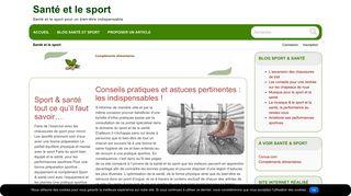 Santé et Sport le bien-être avec thelatinroots