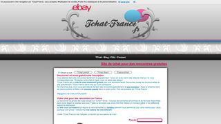 TChat France, le dialogue facile sur internet