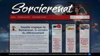Gazette magique de Sorcierenat… une solution innovante